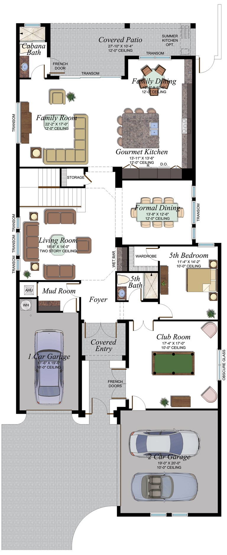 BB Anabelle 508 F1 Floorplan