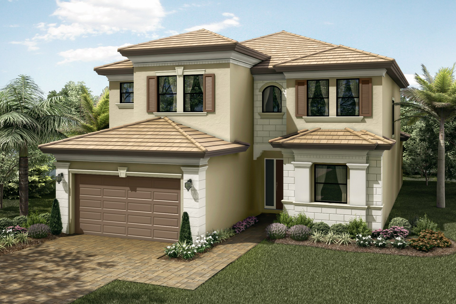Somerset Grande Transitional