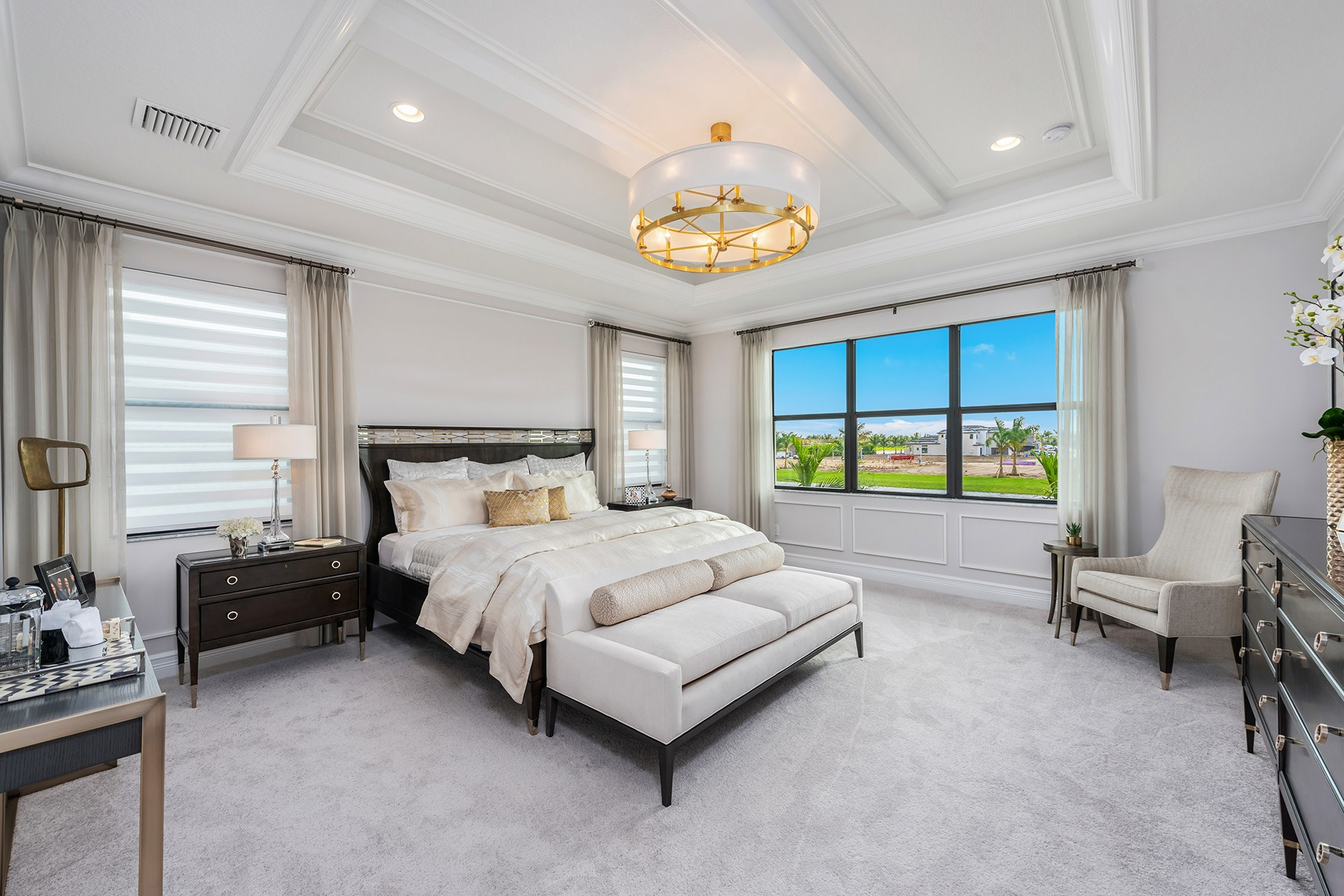 Somerset Grande Master Bedroom