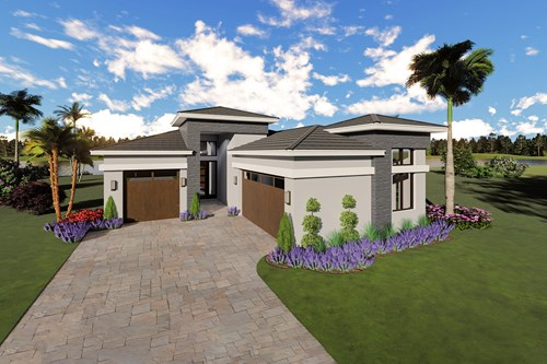 513c Venice render Contemporary