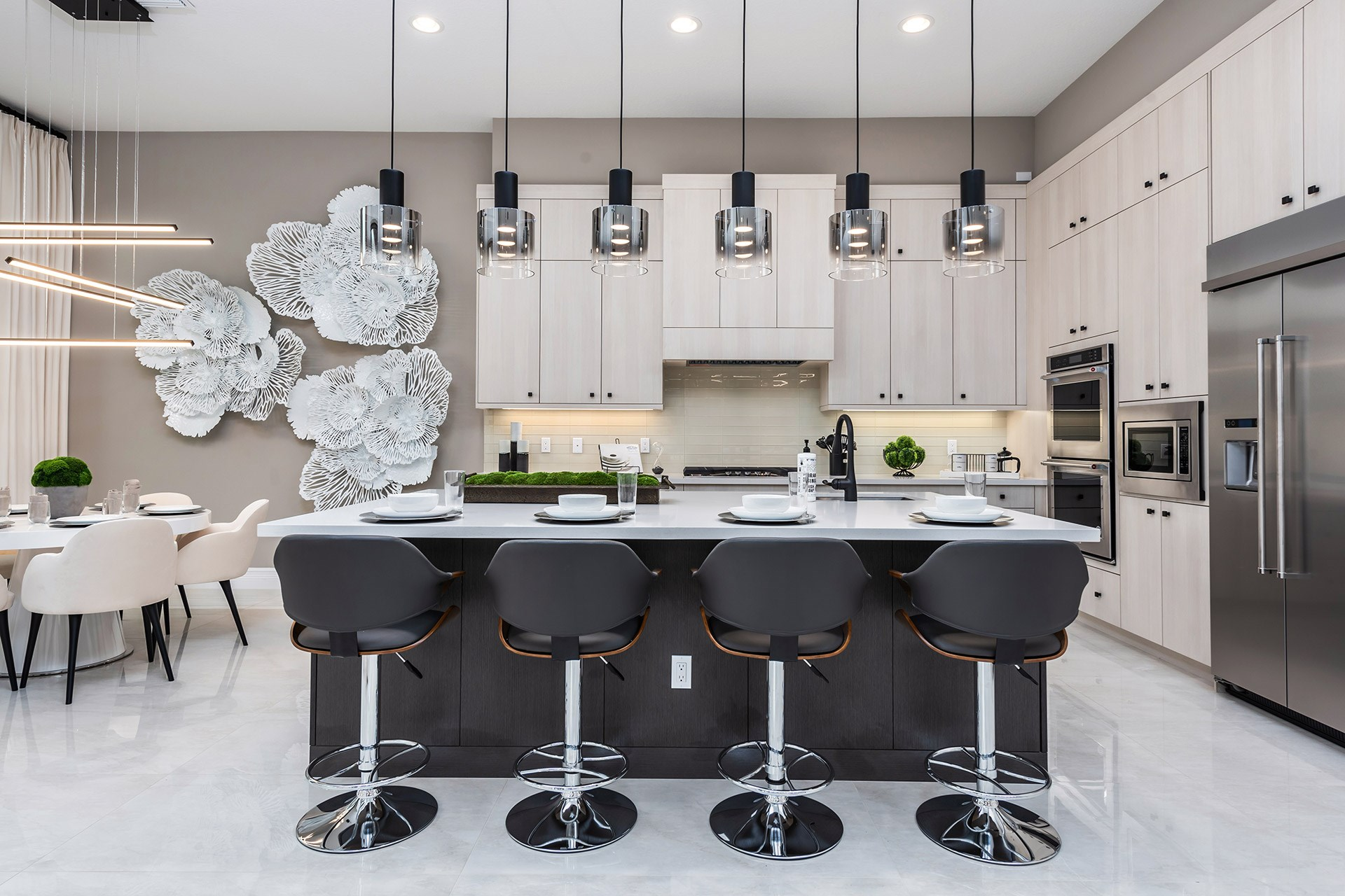 Florence Contemporary Kitchen