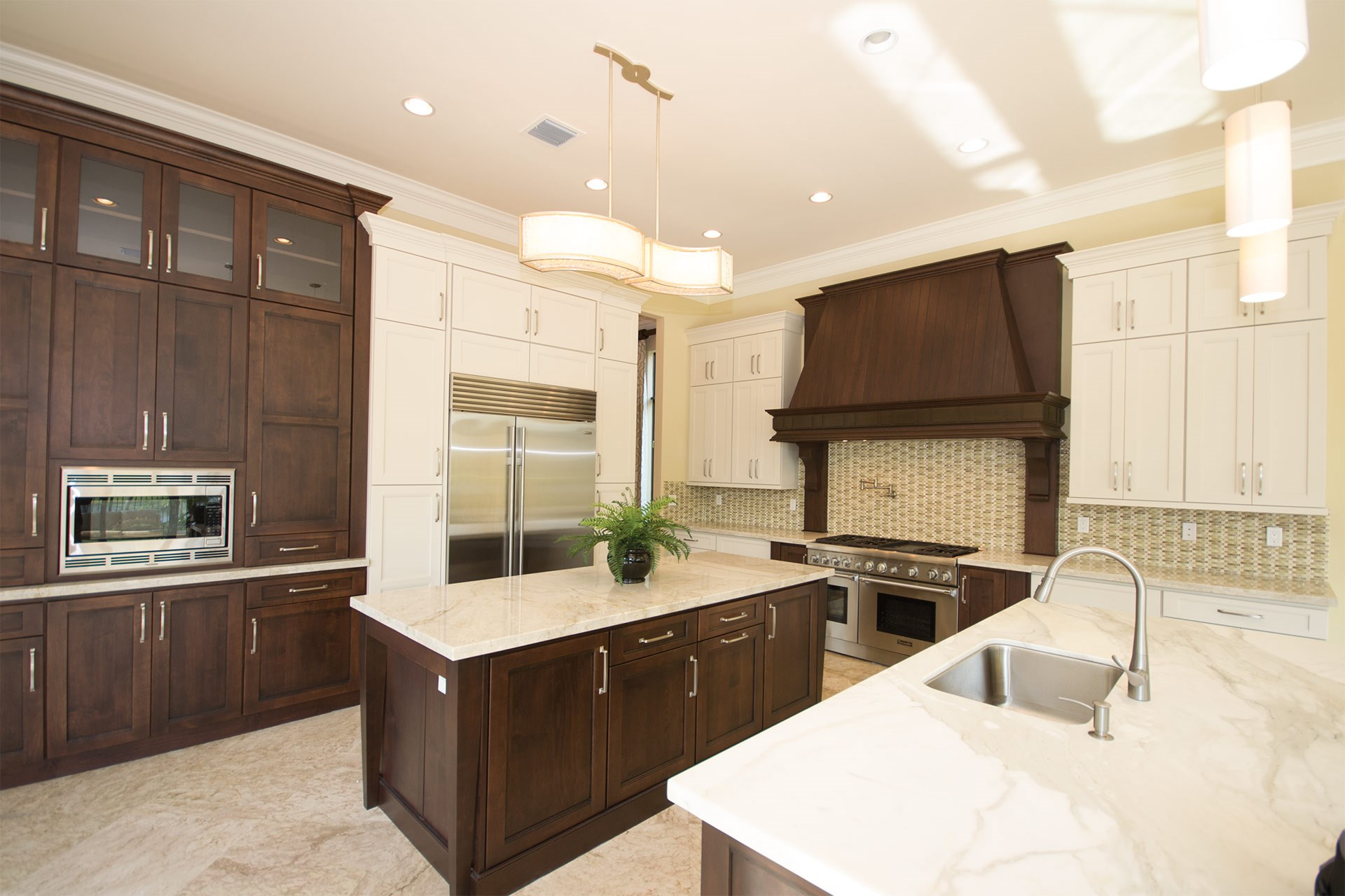 Chantilly Kitchen