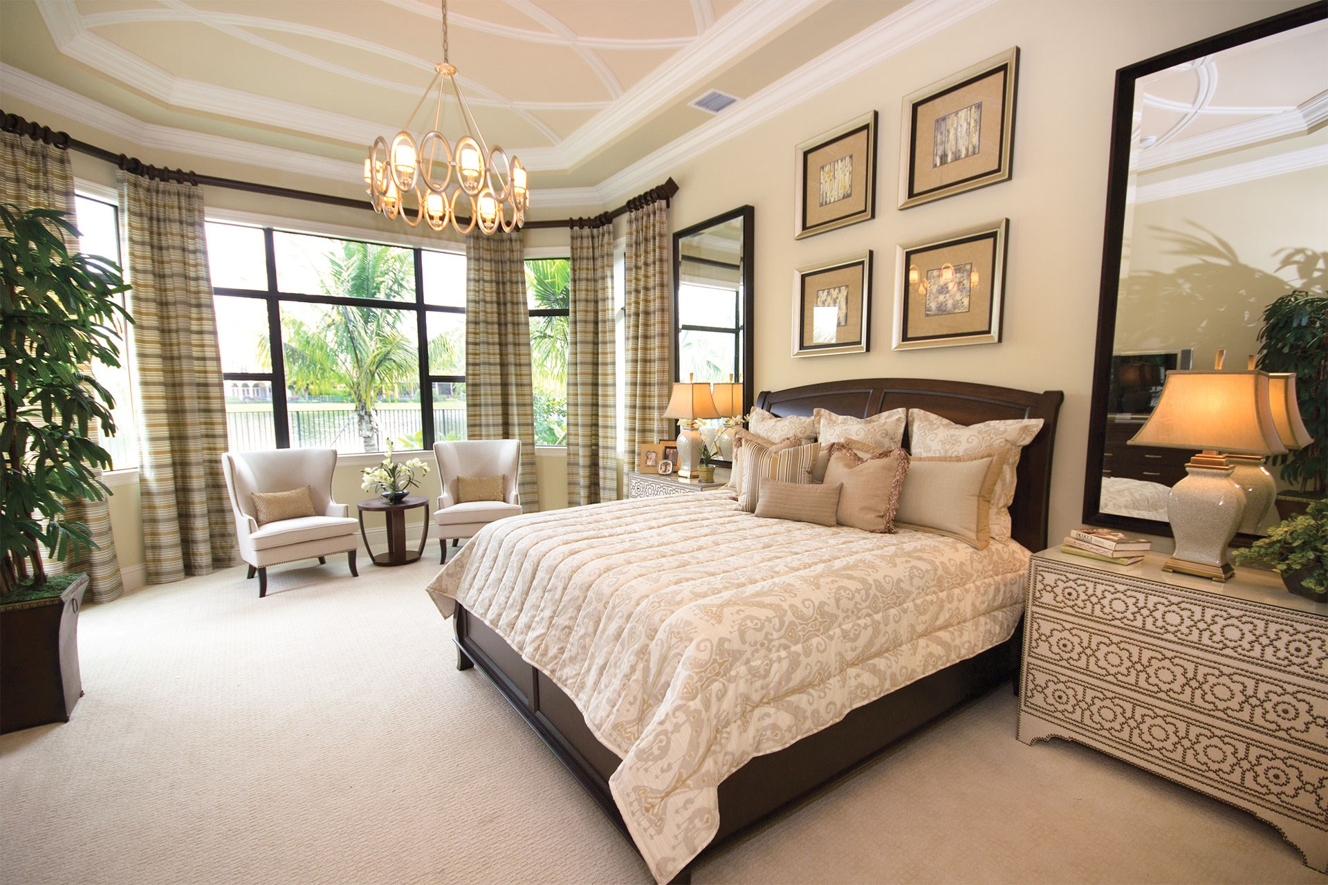 Chantilly Master Bedroom