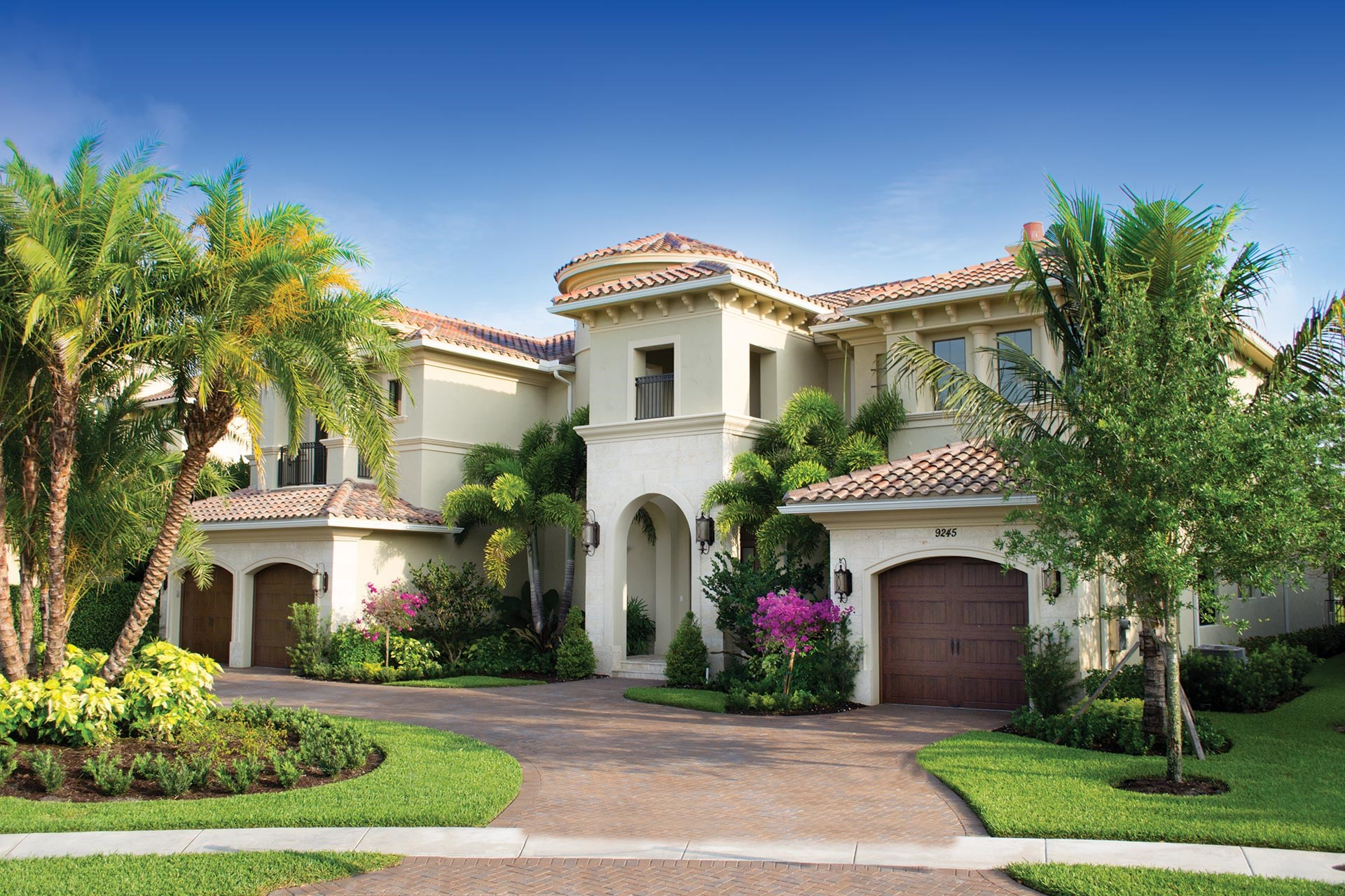 Chantilly Plan | Florida Real Estate - GL Homes on