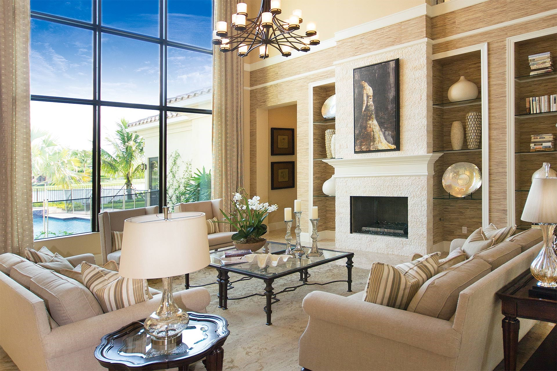 Chantilly Living Room