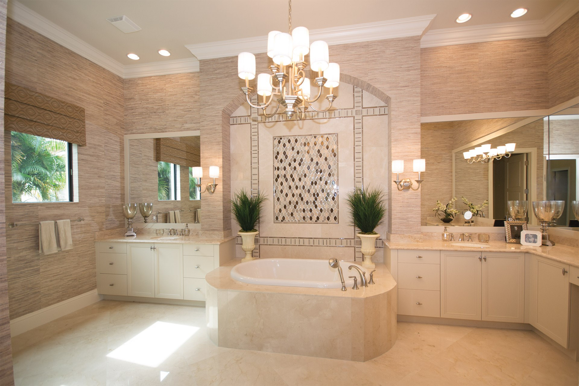 Chantilly Master Bathroom