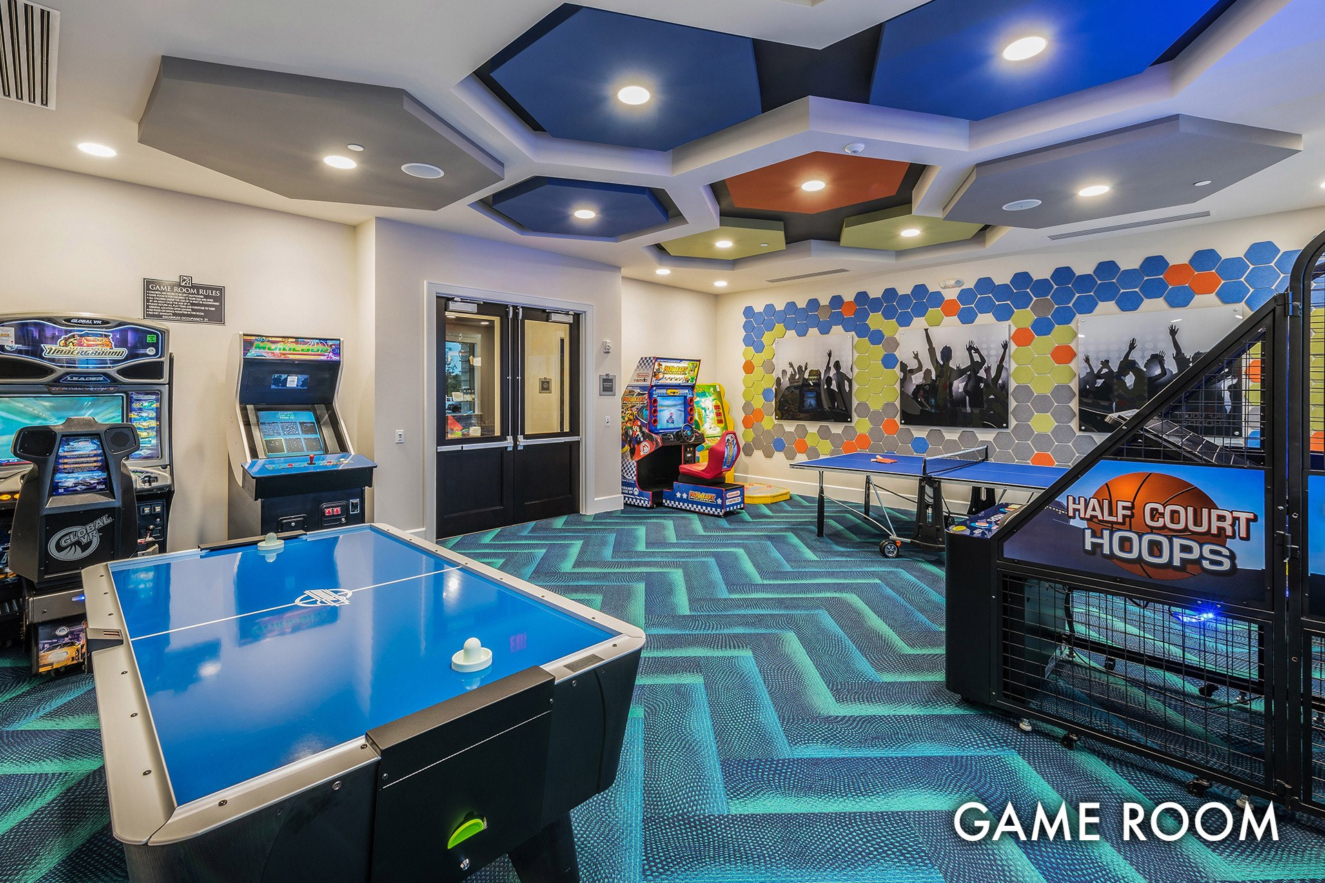 Boca Bridges BBR clubhouse game room 3x2