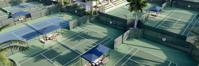 Boca Bridges tennis
