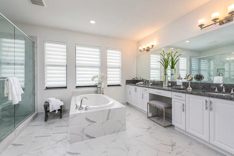 554 Vizcaya Contemporary Plan Florida Real Estate Gl Homes