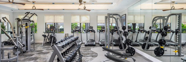 Lotus Clubhouse fitness
