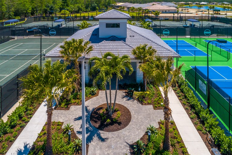VB tennis clubhouse