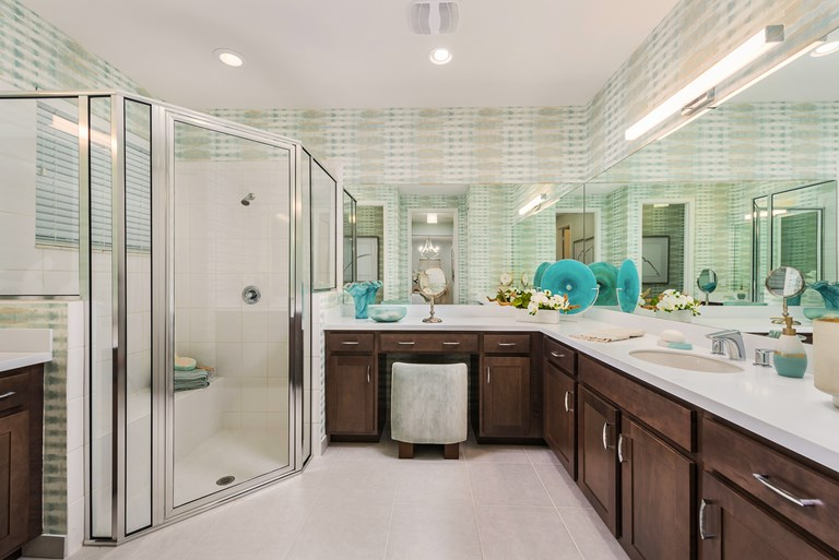 Valencia Cay Standard Features Bathroom