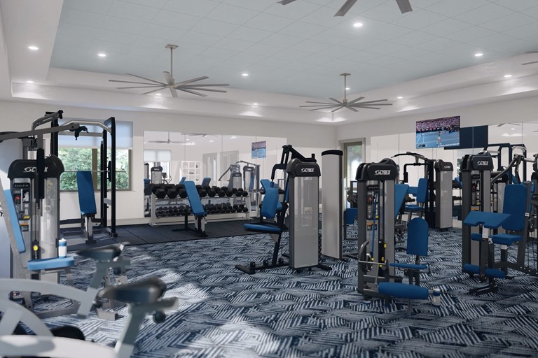 VDS Clubhouse Fitness Center