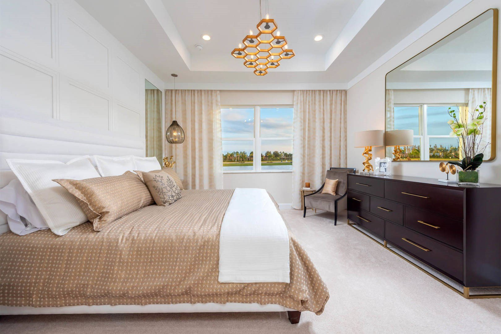 Nantucket Master Bedroom