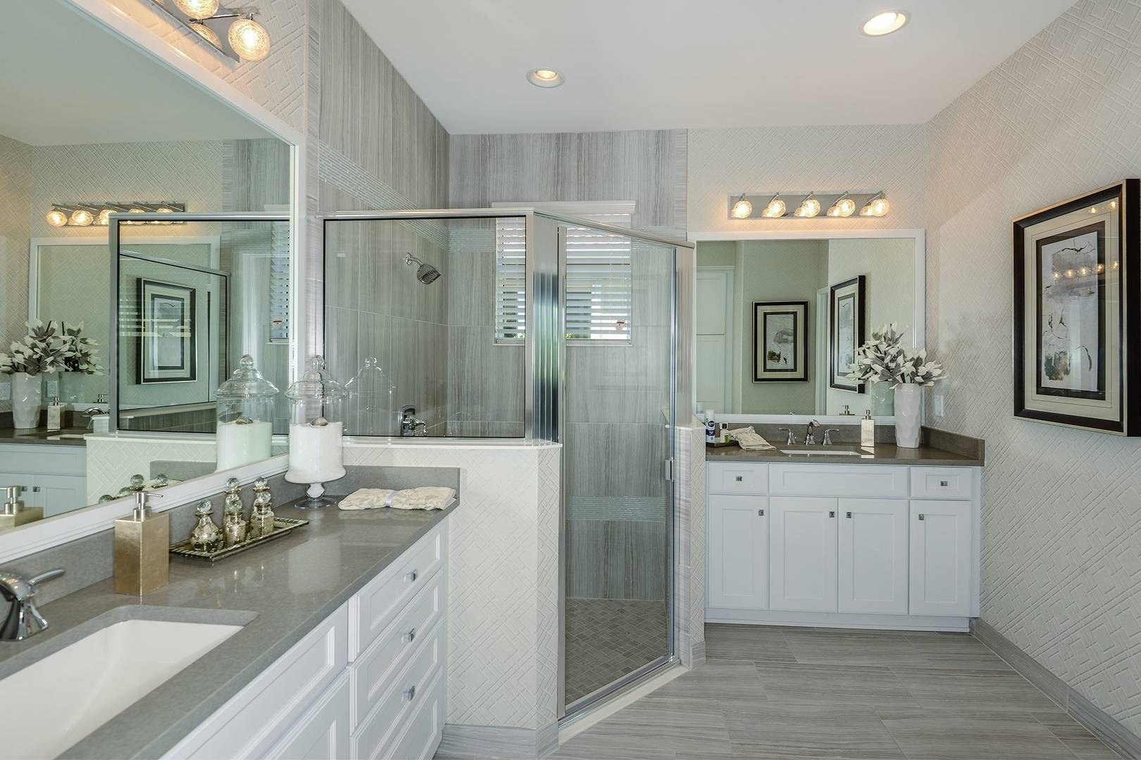 Columbia Master Bathroom