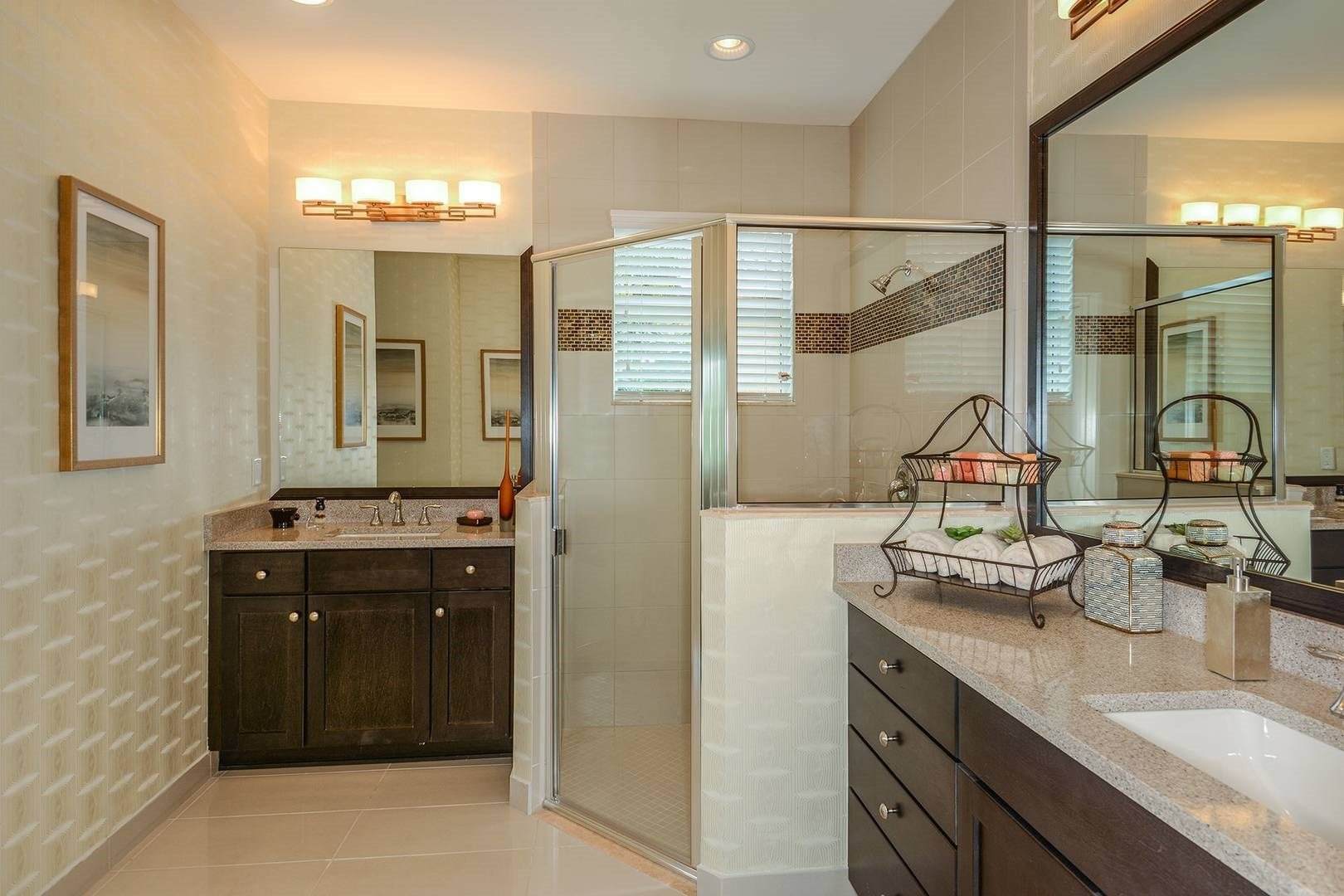 Monaco Master Bathroom