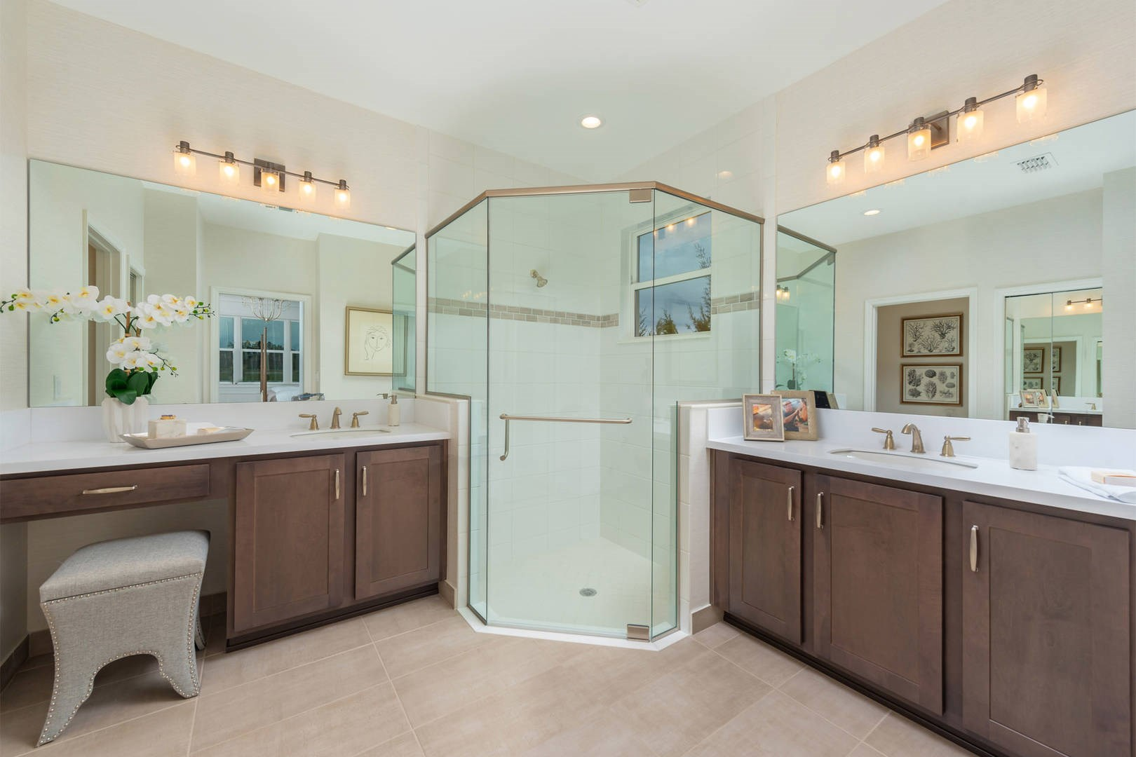 York Master Bathroom