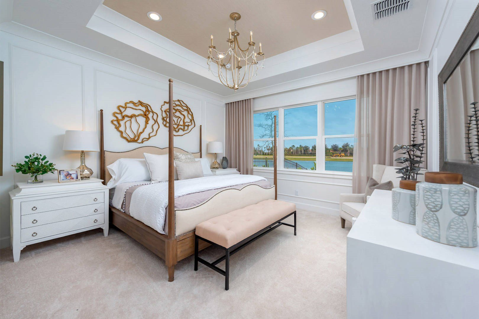 York Master Bedroom