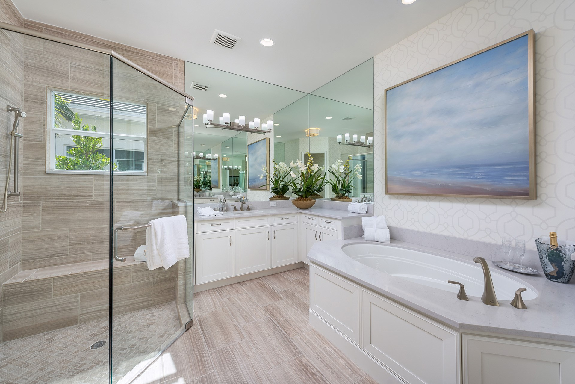Charleston Grande Master Bathroom