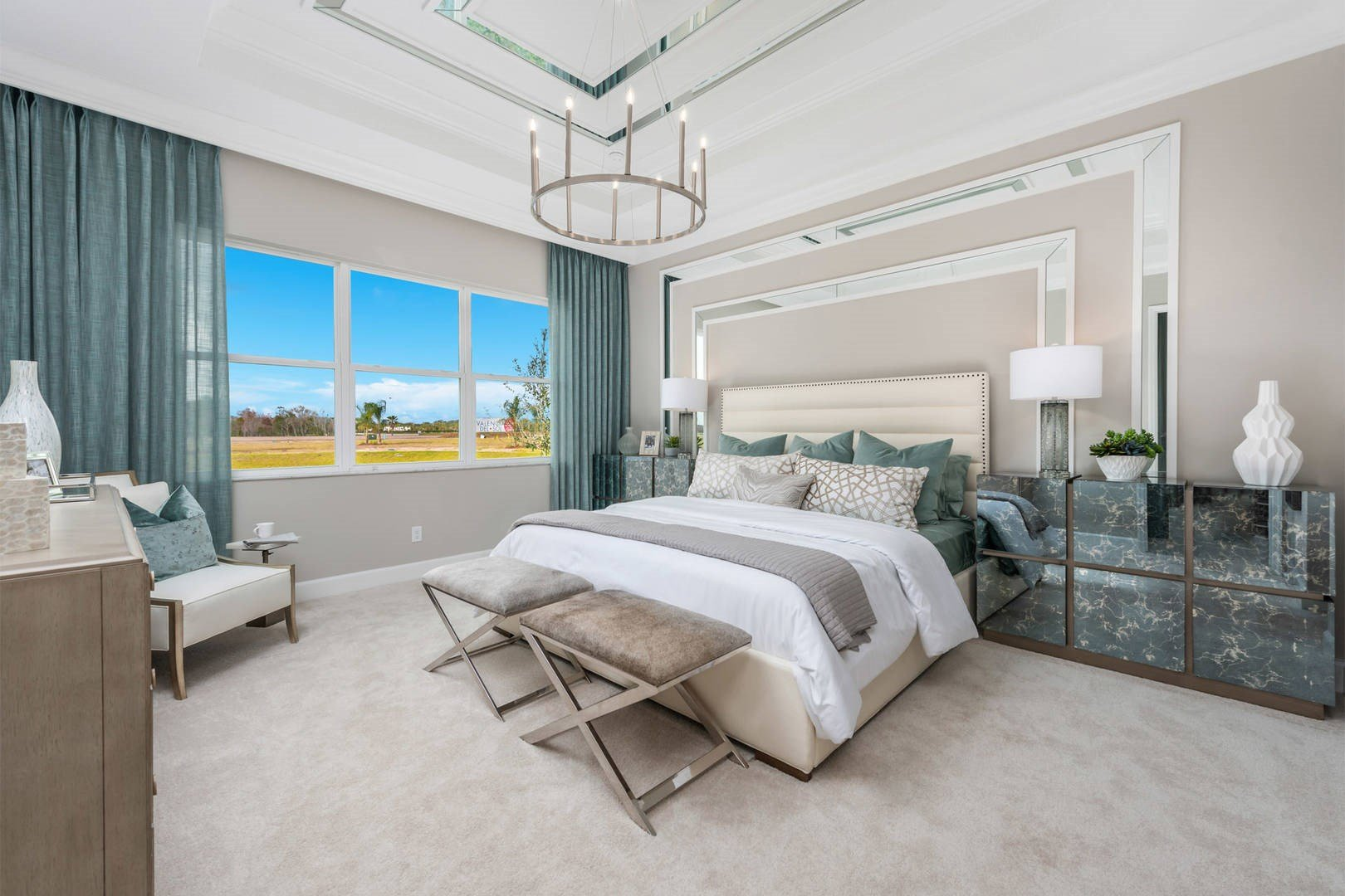 Tribeca Master Bedroom