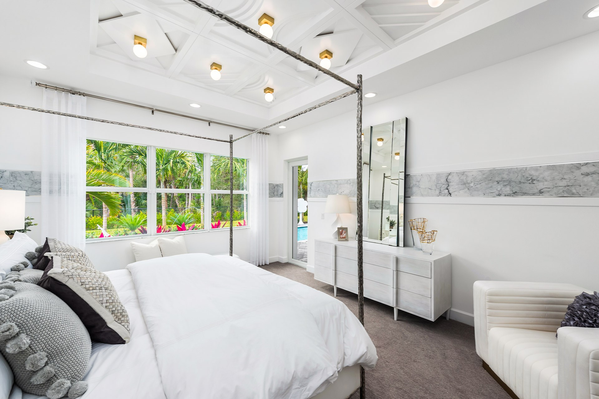 Pearl Master Bedroom