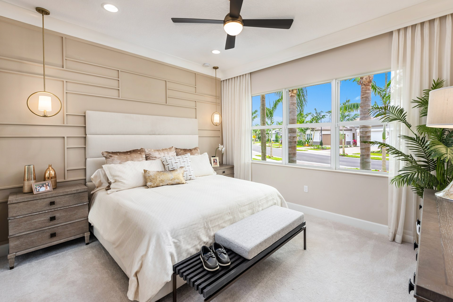 Sunrise Guest Bedroom