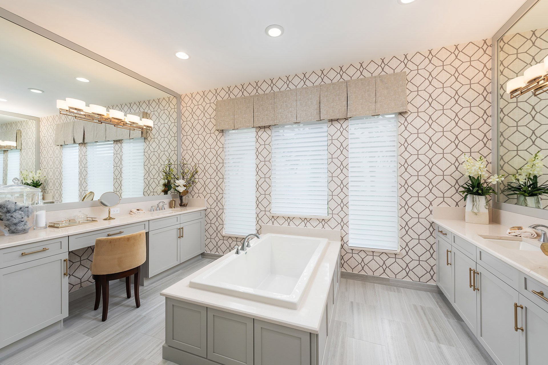 Sunrise Master Bathroom