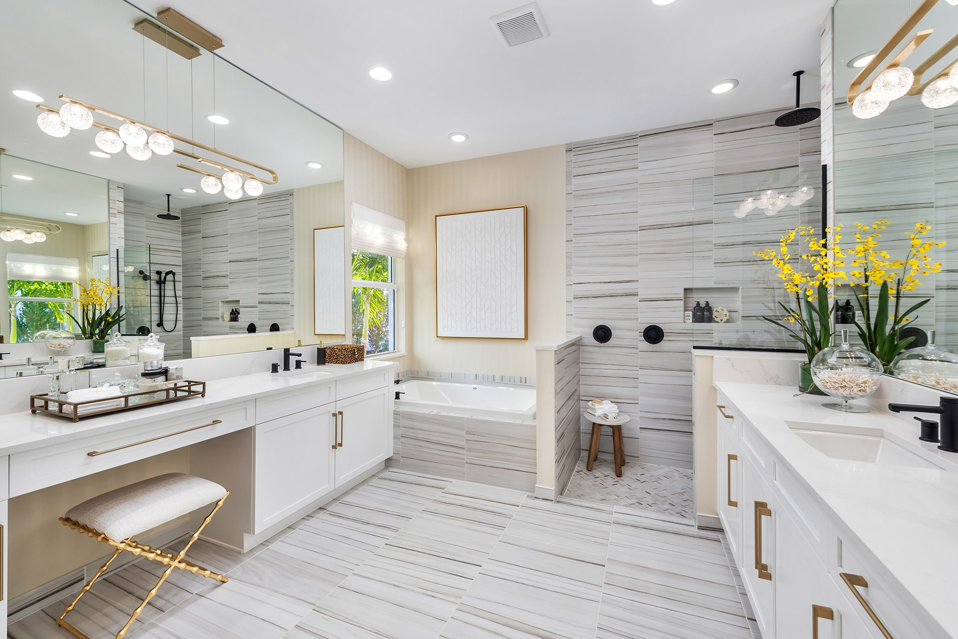 Estero Master Bathroom